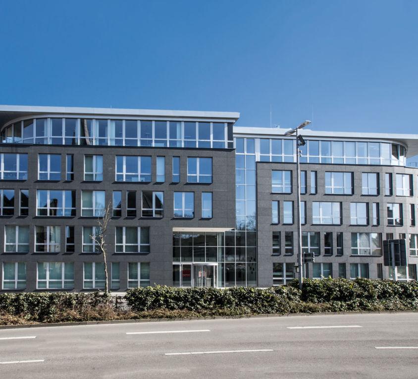Kapellmann Office Building, Mönchengladbach