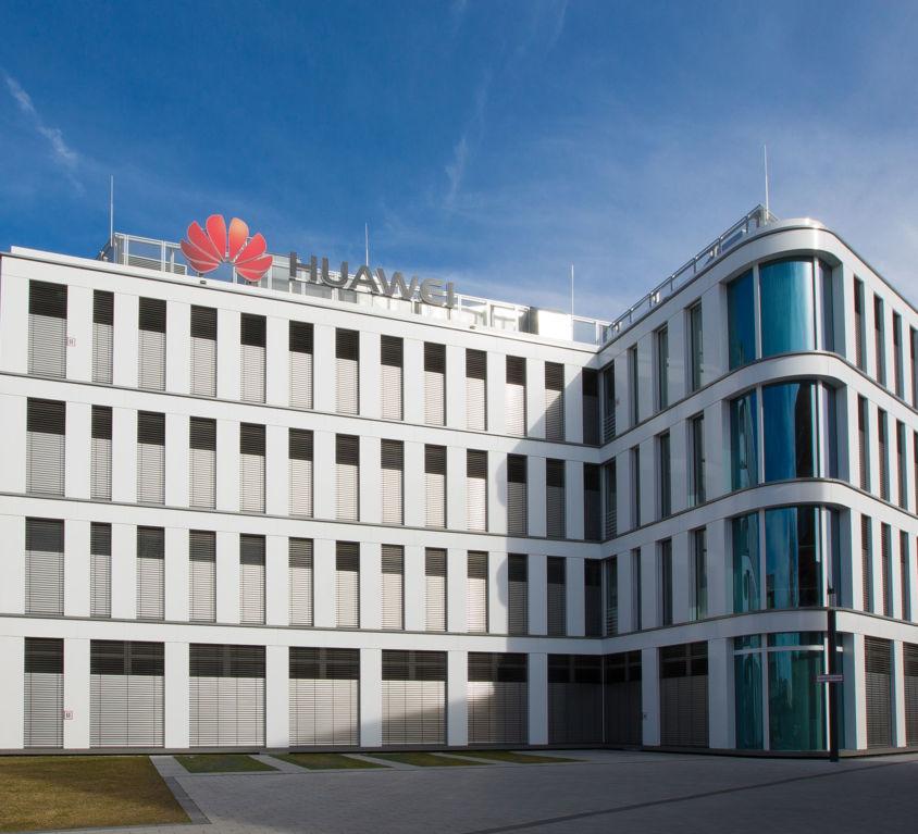 Huawei, Düsseldorf