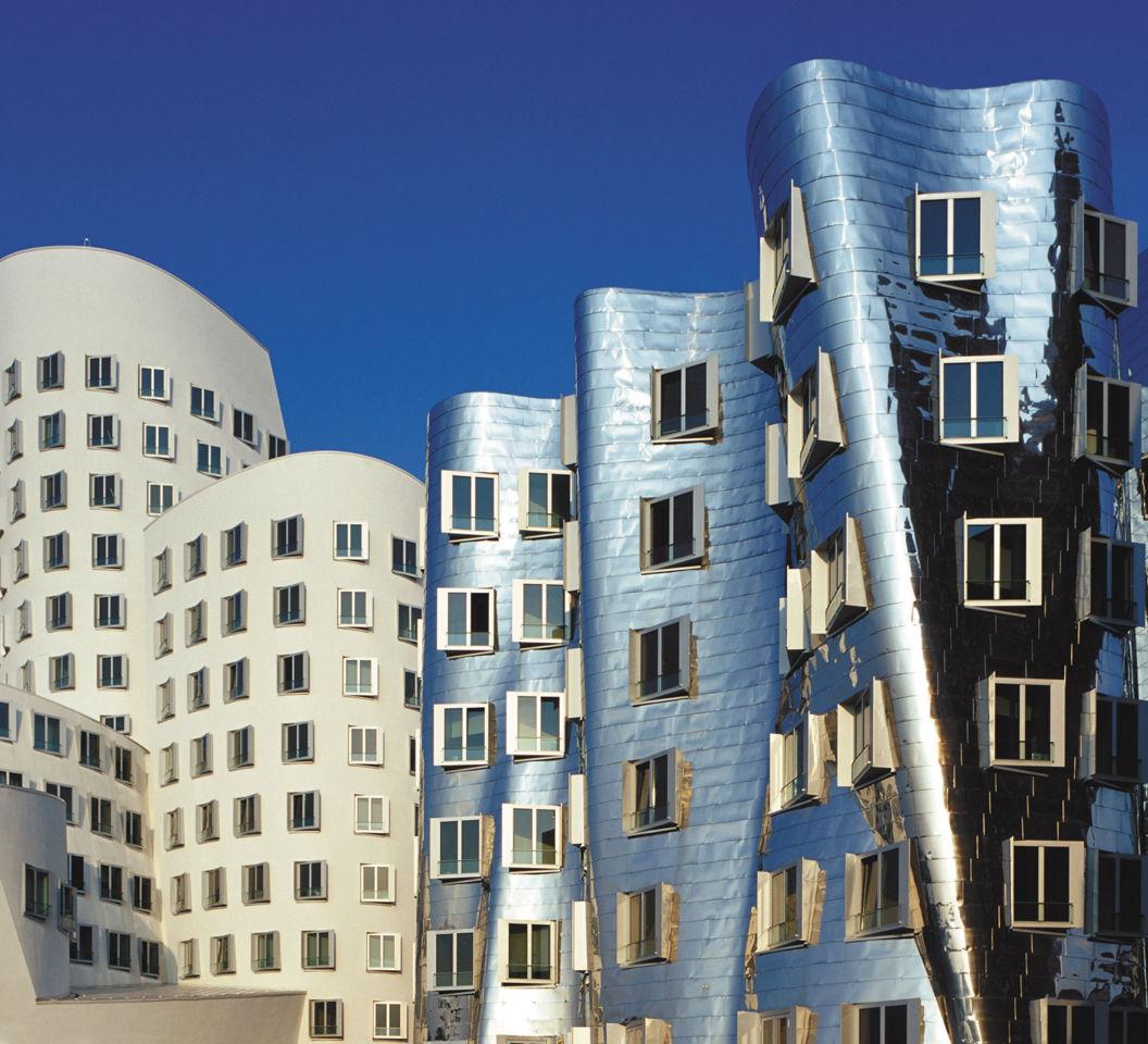 Der neue Zollhof Düsseldorf