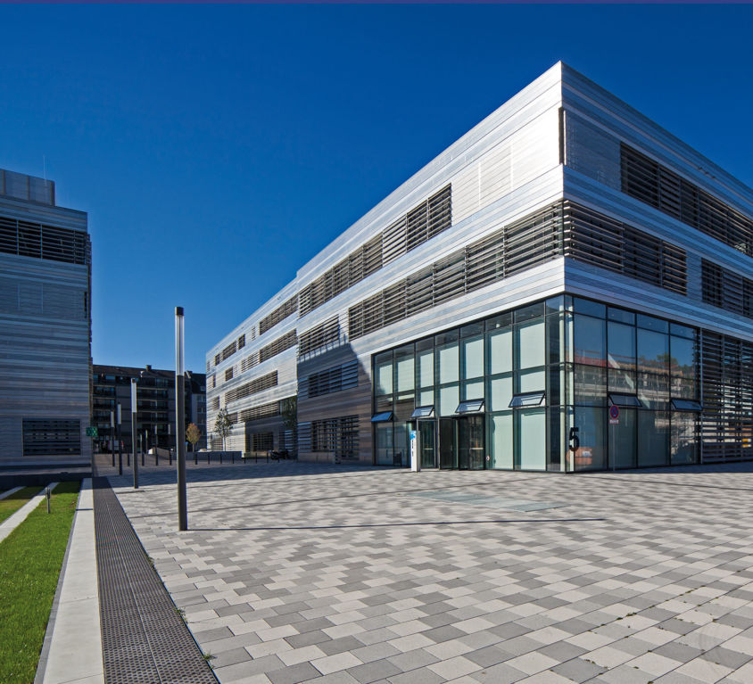 Neubau Fachhochschule, Düsseldorf, Gebäude 5